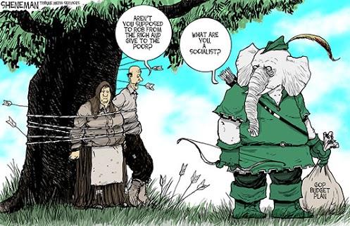 Republican Robin Hood